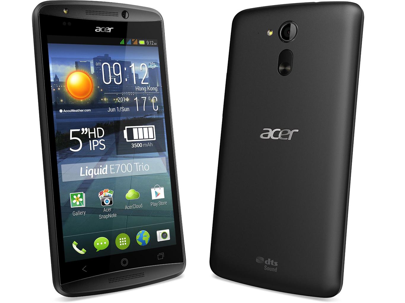 Breve Análisis Del Smartphone Acer Liquid E700 Trio