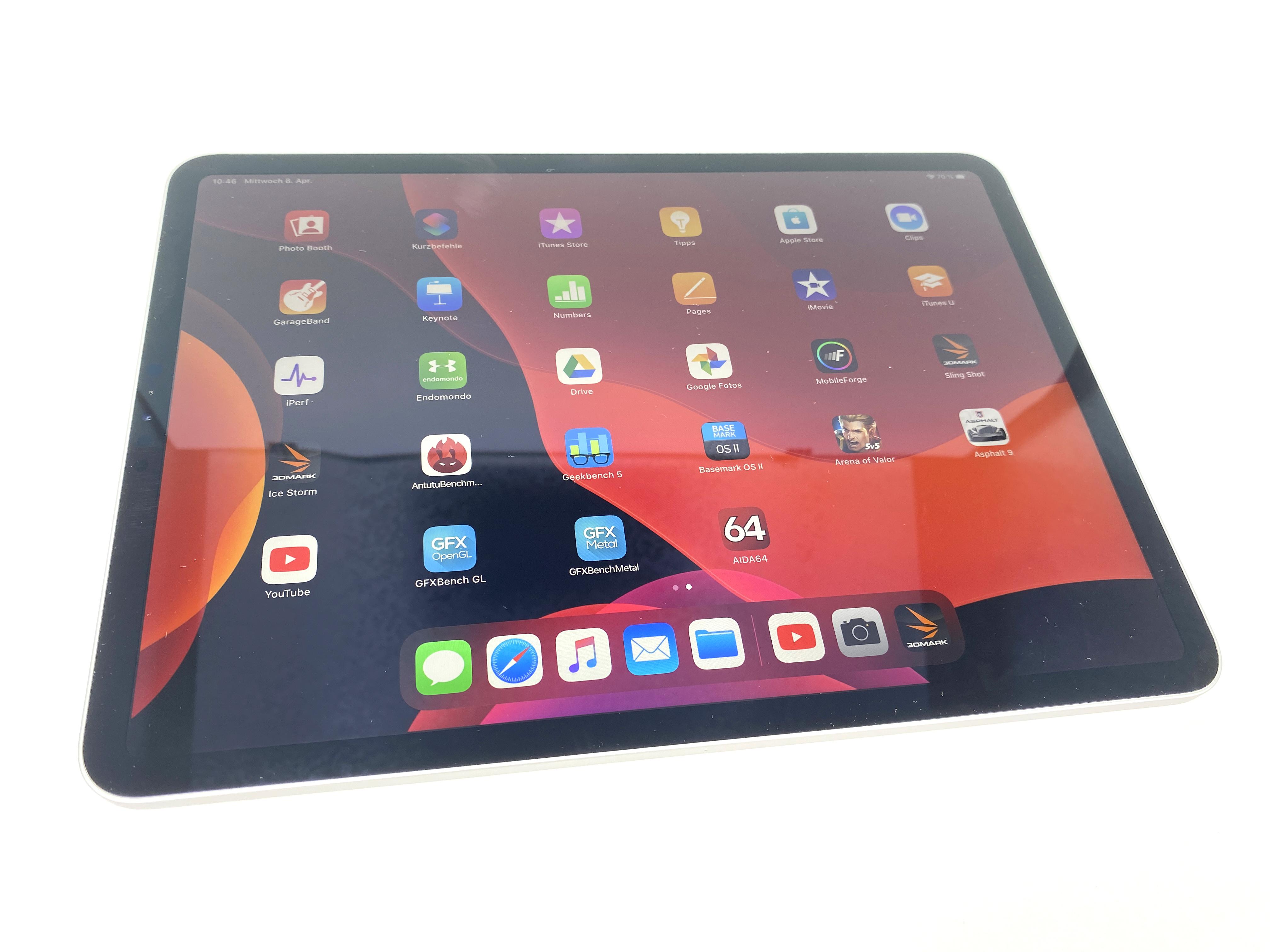 Review de la tableta Apple iPad Pro 11 2020 - Así es como ...