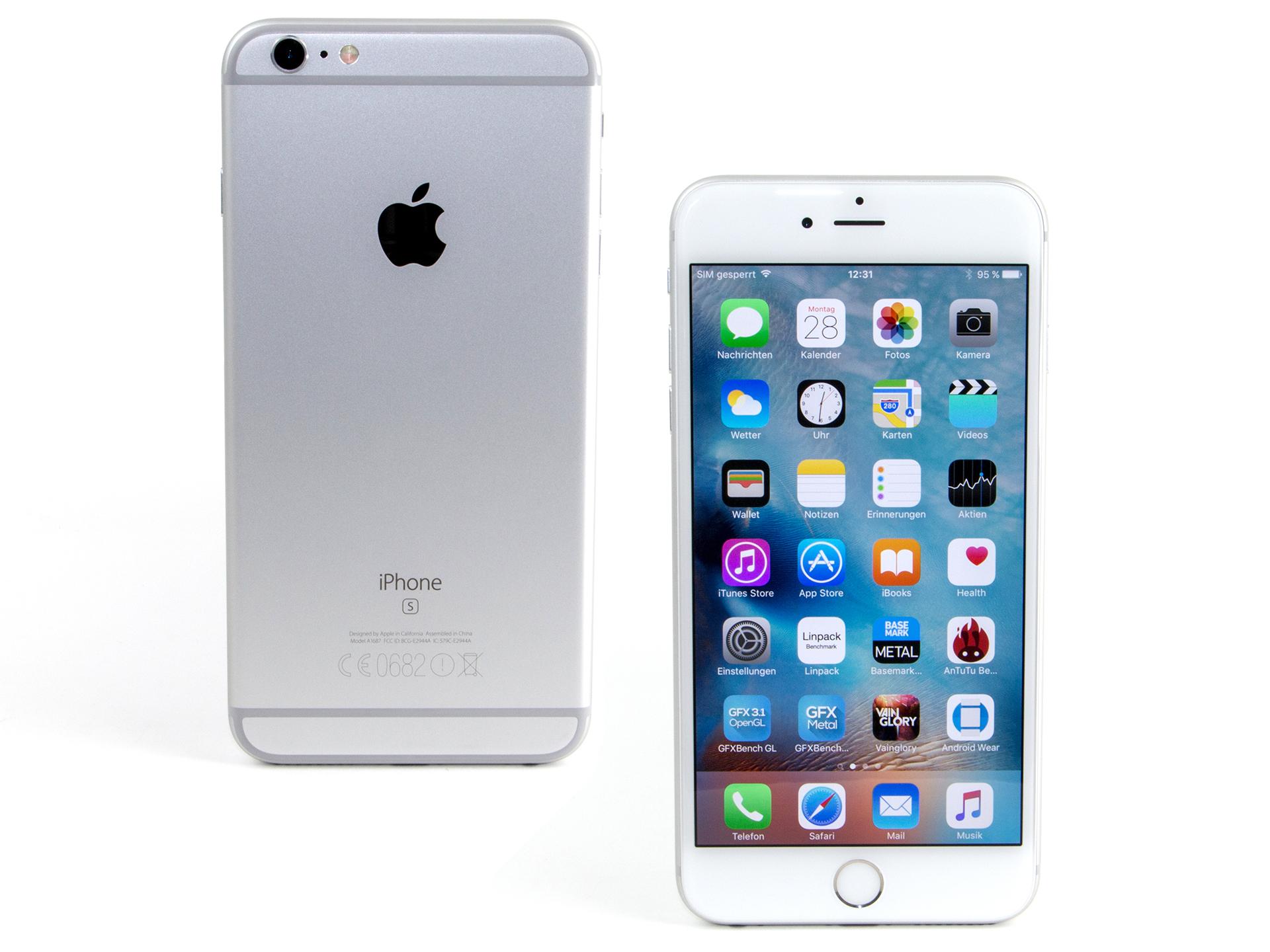 appel iphone 6 s