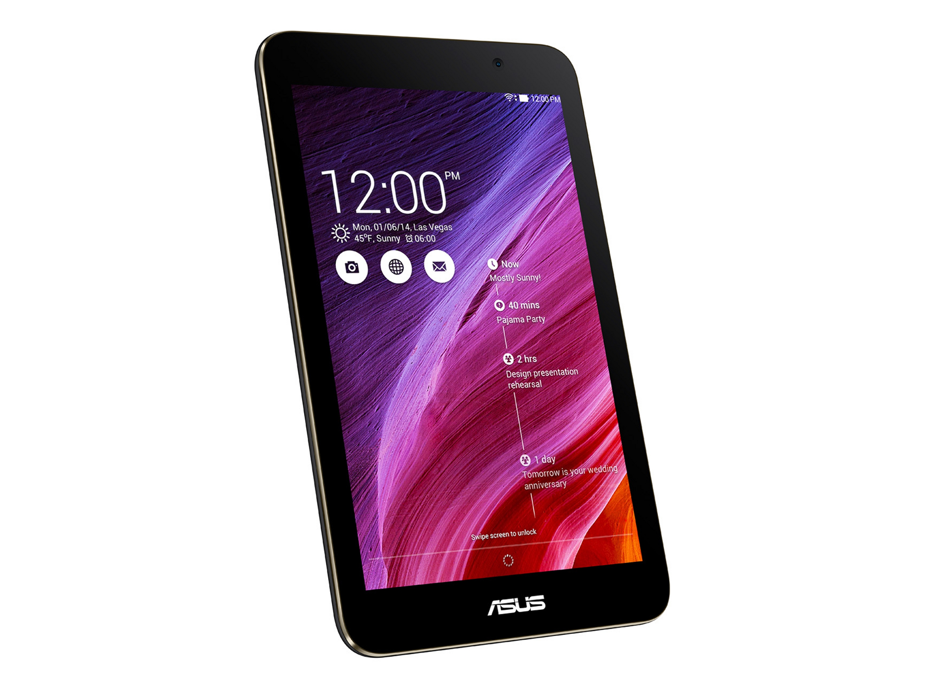 Breve análisis del Tablet Asus Memo Pad HD 7 ME176C - Notebookcheck.org