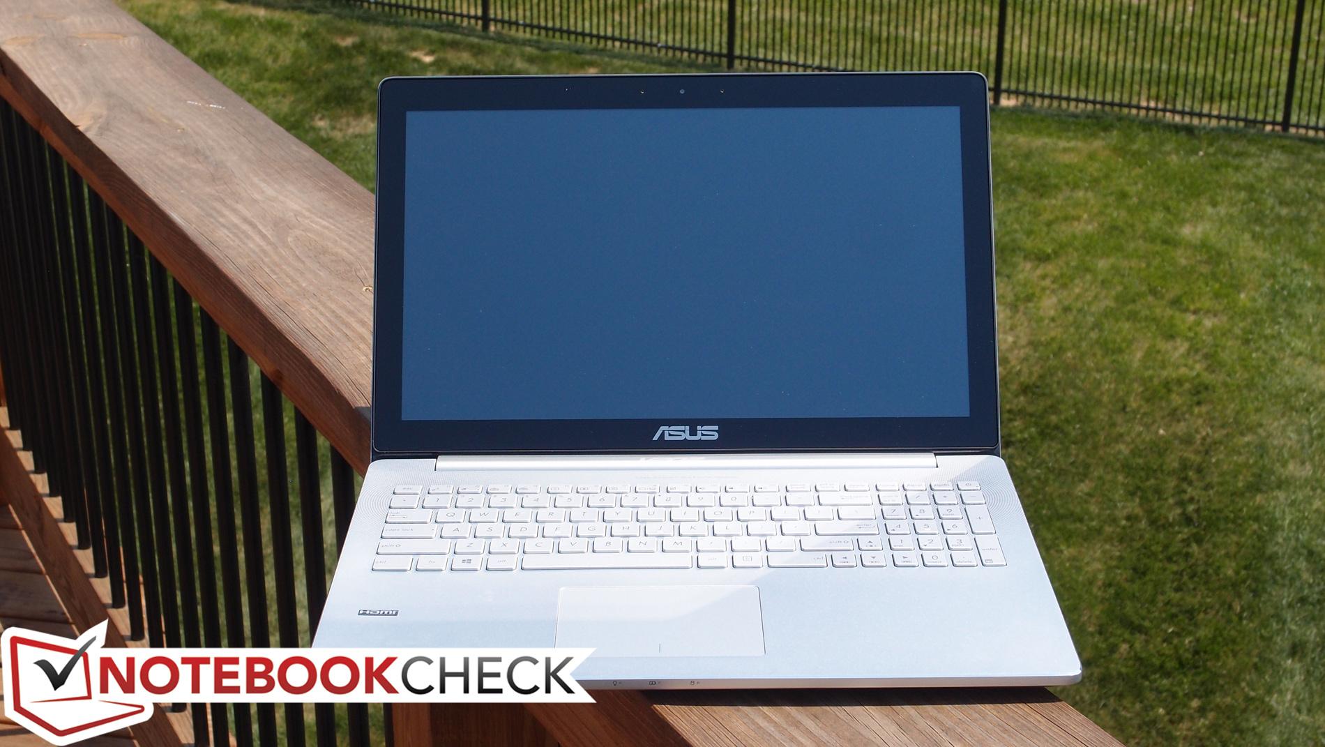 Asus ZenBook Pro UX501JW Drivers for Windows Mac