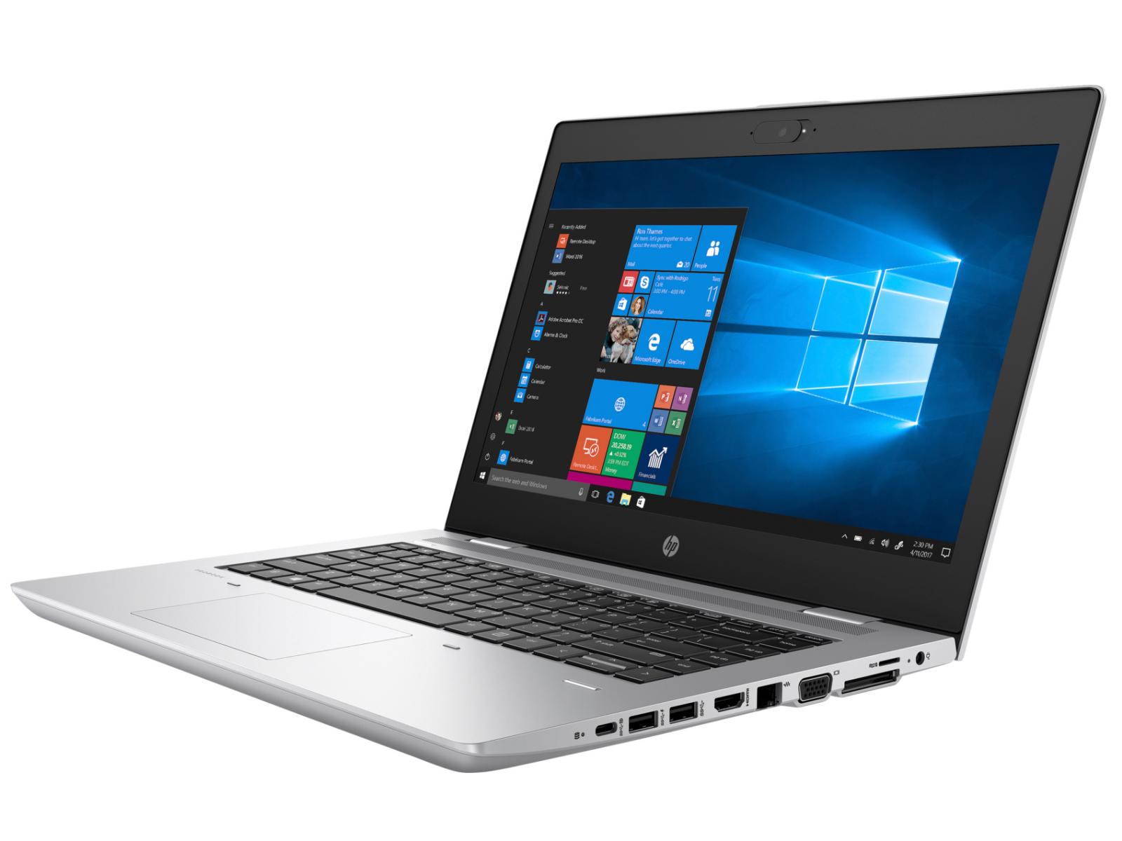 Review Del Hp Probook 645 G4 Ryzen 5 Pro 2500u Ssd Fhd