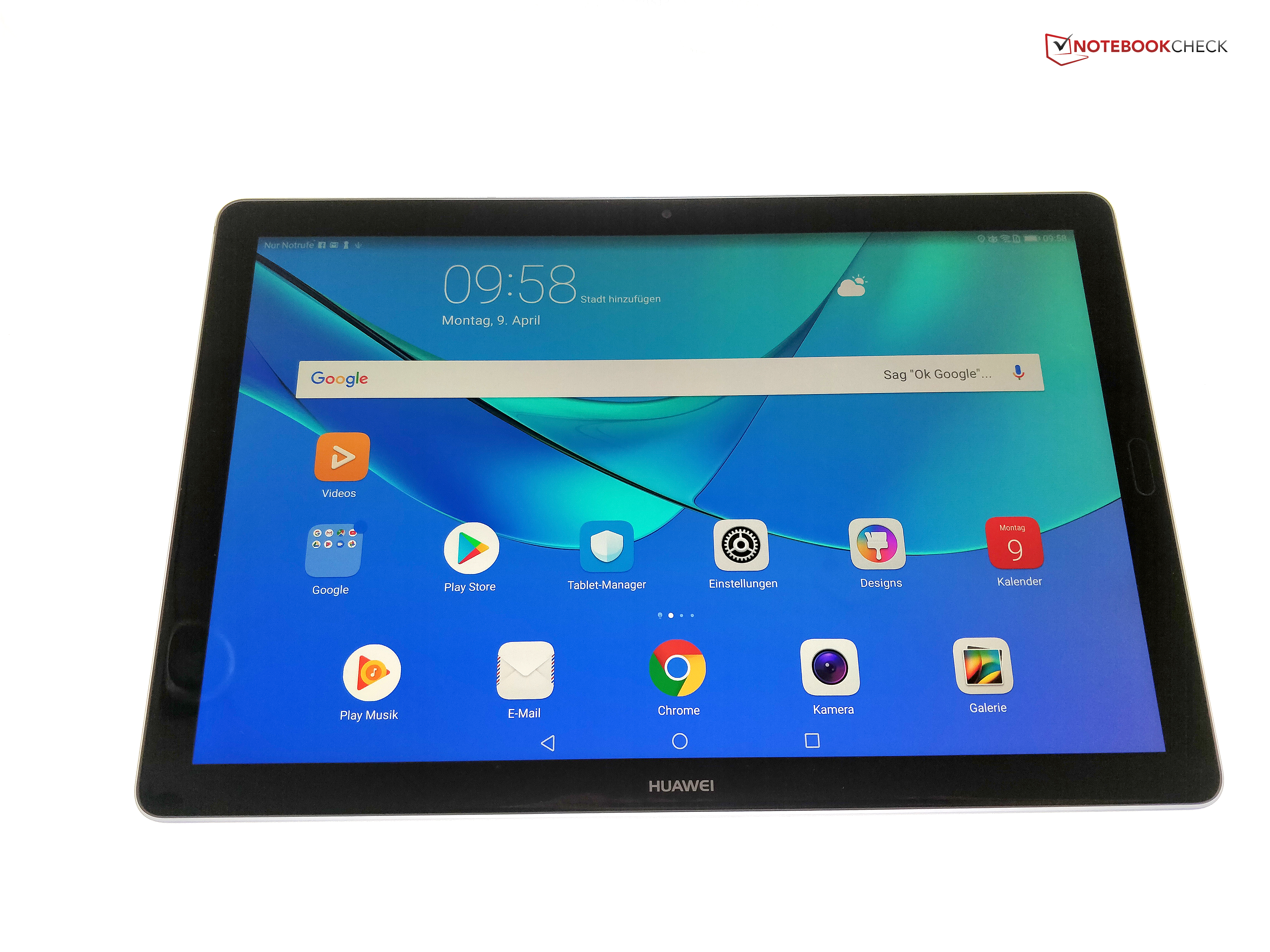 Análisis del Tablet Huawei MediaPad M5 (10.8 inches, LTE ...