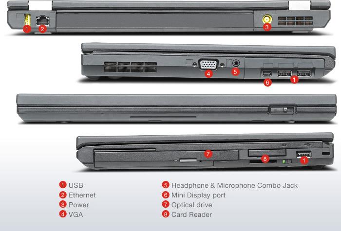 An U00e1lisis Completo Del Lenovo Thinkpad T440 20b6005yge