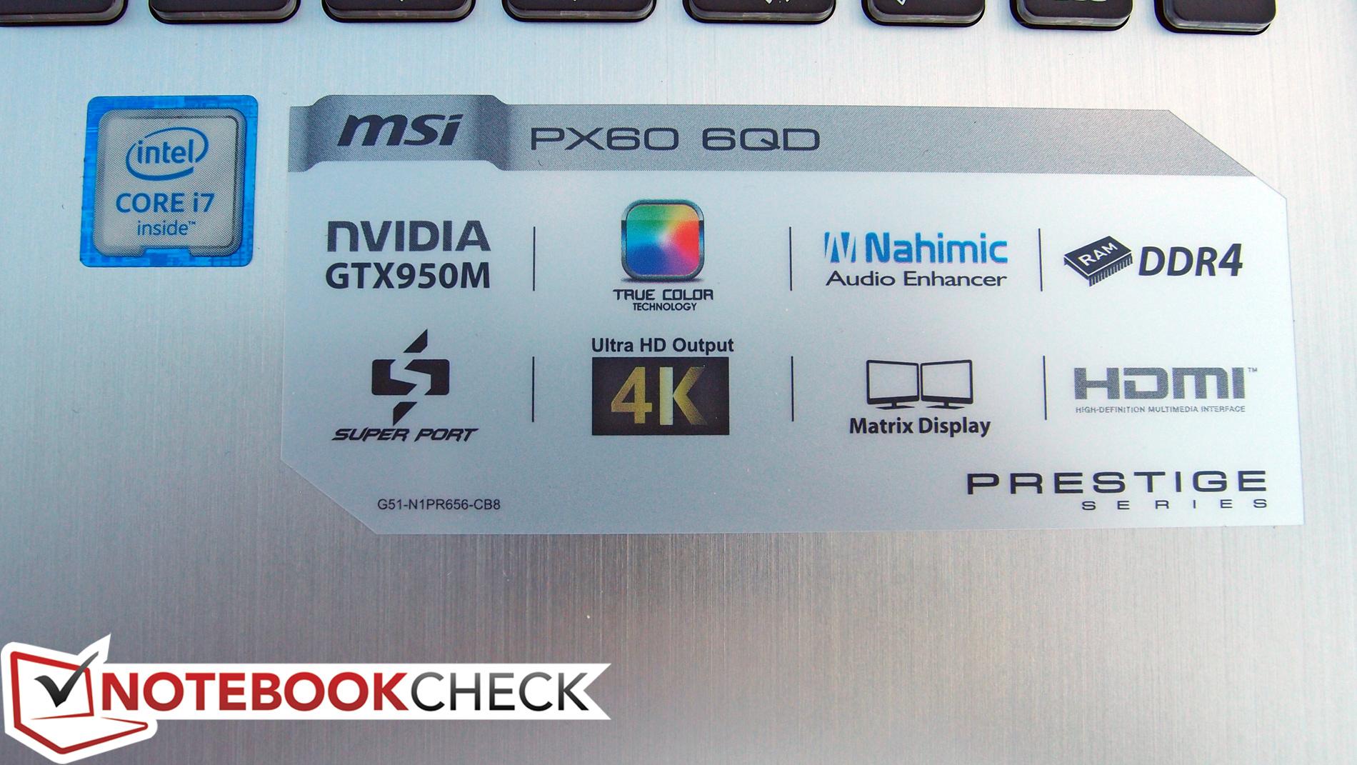 Driver for MSI PX60 6QD Realtek Card Reader