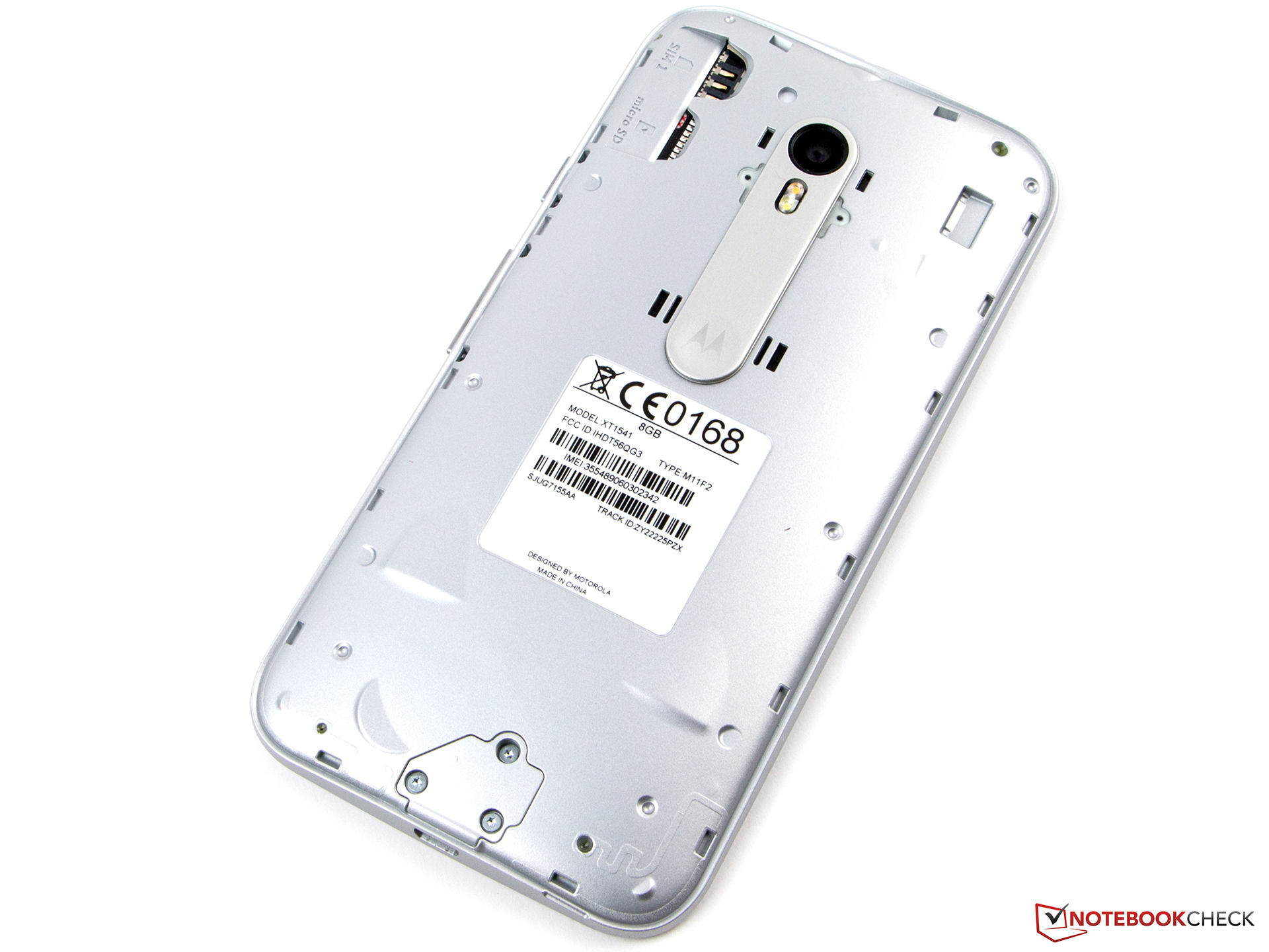 7f9eefb6253 Análisis completo del Smartphone Motorola Moto G (3rd Generation ...