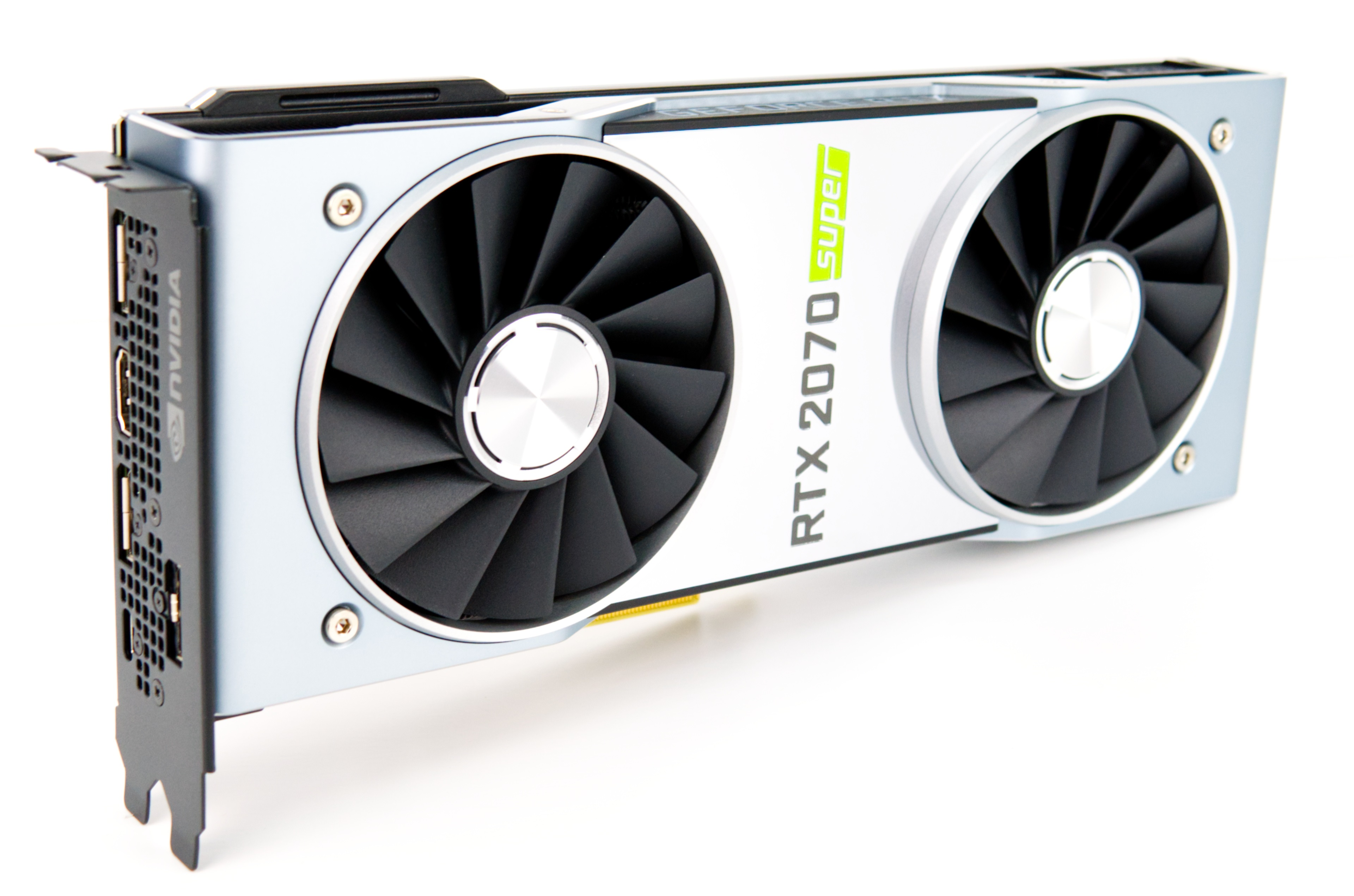 Review de la GPU de sobremesa NVIDIA GeForce RTX 2070 SUPER: En la distancia de contacto de la GeForce RTX 2080