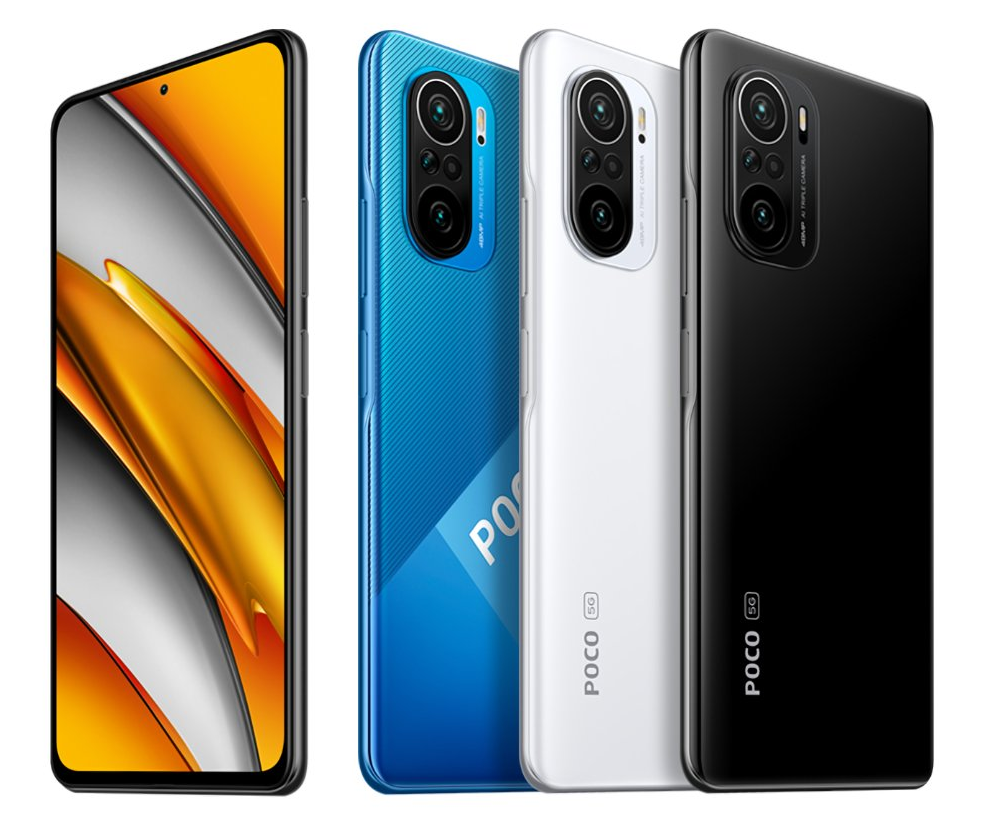 Se filtran renders del Xiaomi POCO F3 y POCO X3 Pro antes del lanzamiento  de hoy; la actualización estable de MIUI ya está disponible para el POCO F3  - Notebookcheck.org