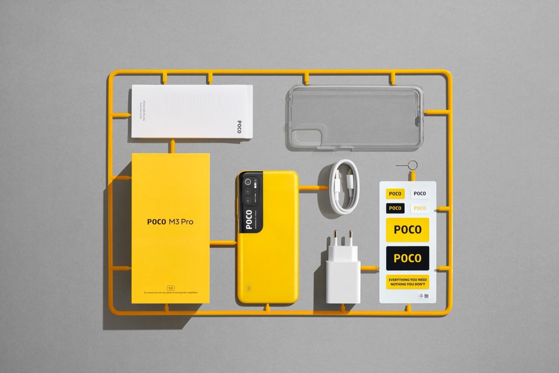 Xiaomi lanza globalmente el POCO M3 Pro 5G por 159 euros - Notebookcheck.org