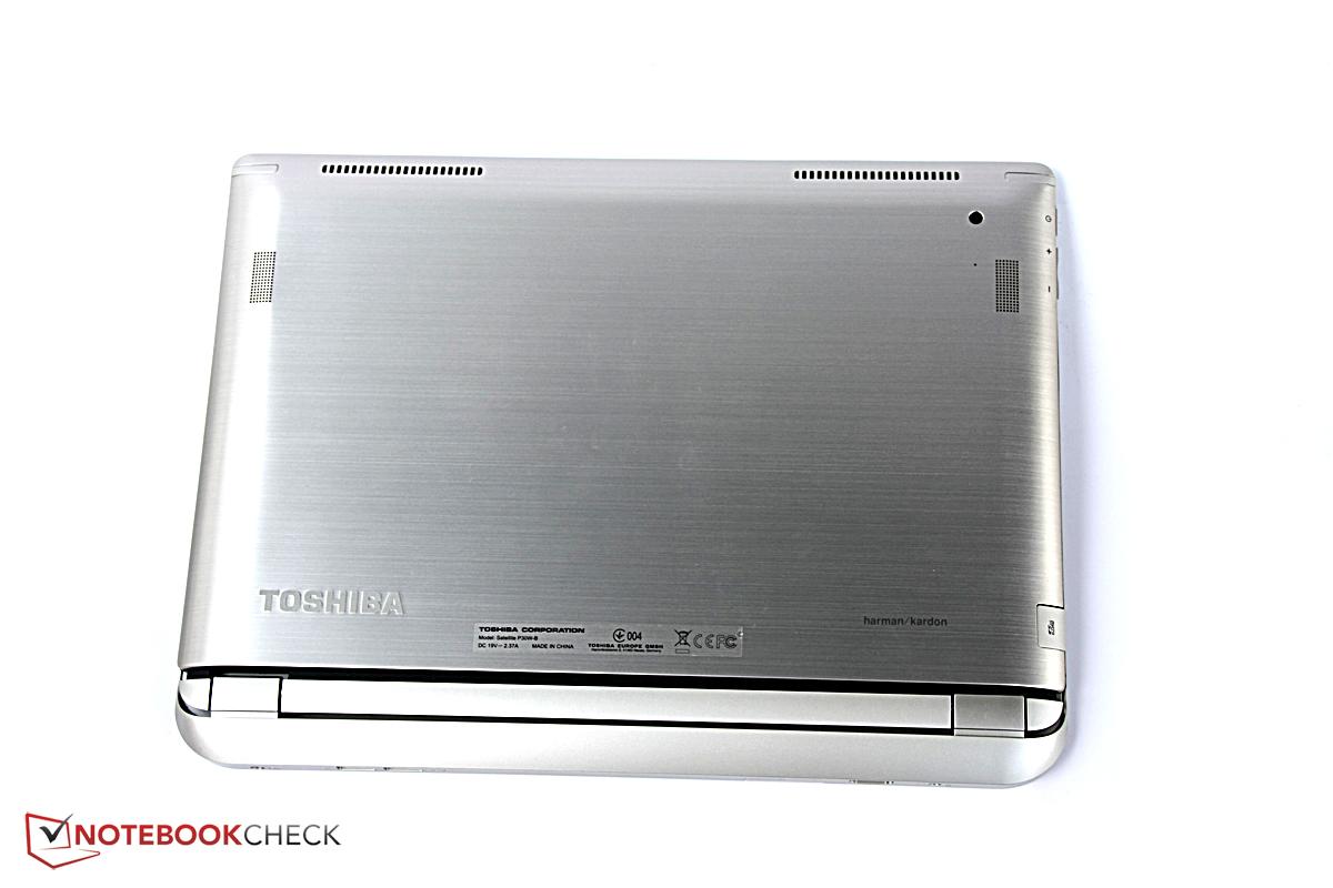 TOSHIBA SATELLITE P30W-B CONEXANT SOUND WINDOWS 7 64BIT DRIVER