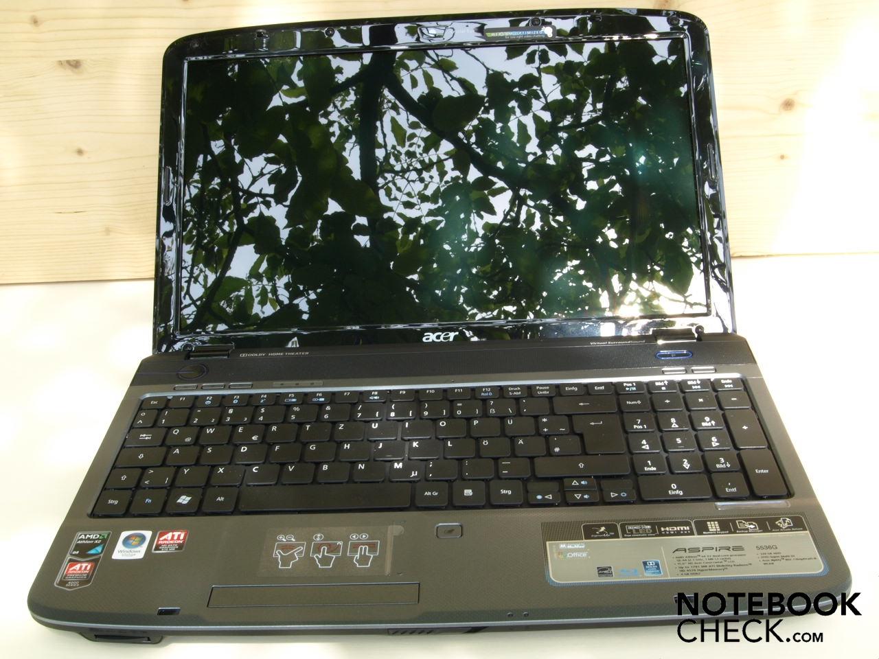 Drivers for Acer Aspire 5536 Notebook Broadcom LAN