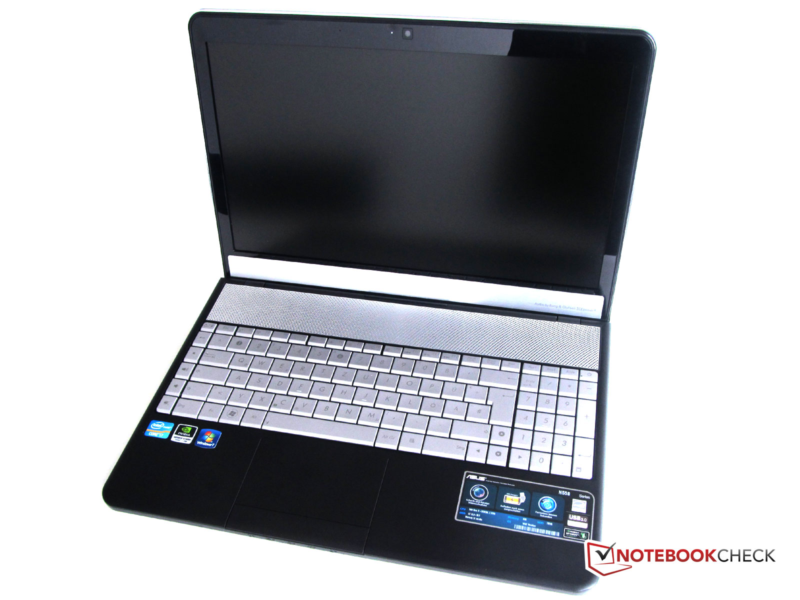 Asus N55SF Notebook Virtual Camera Windows Vista 64-BIT