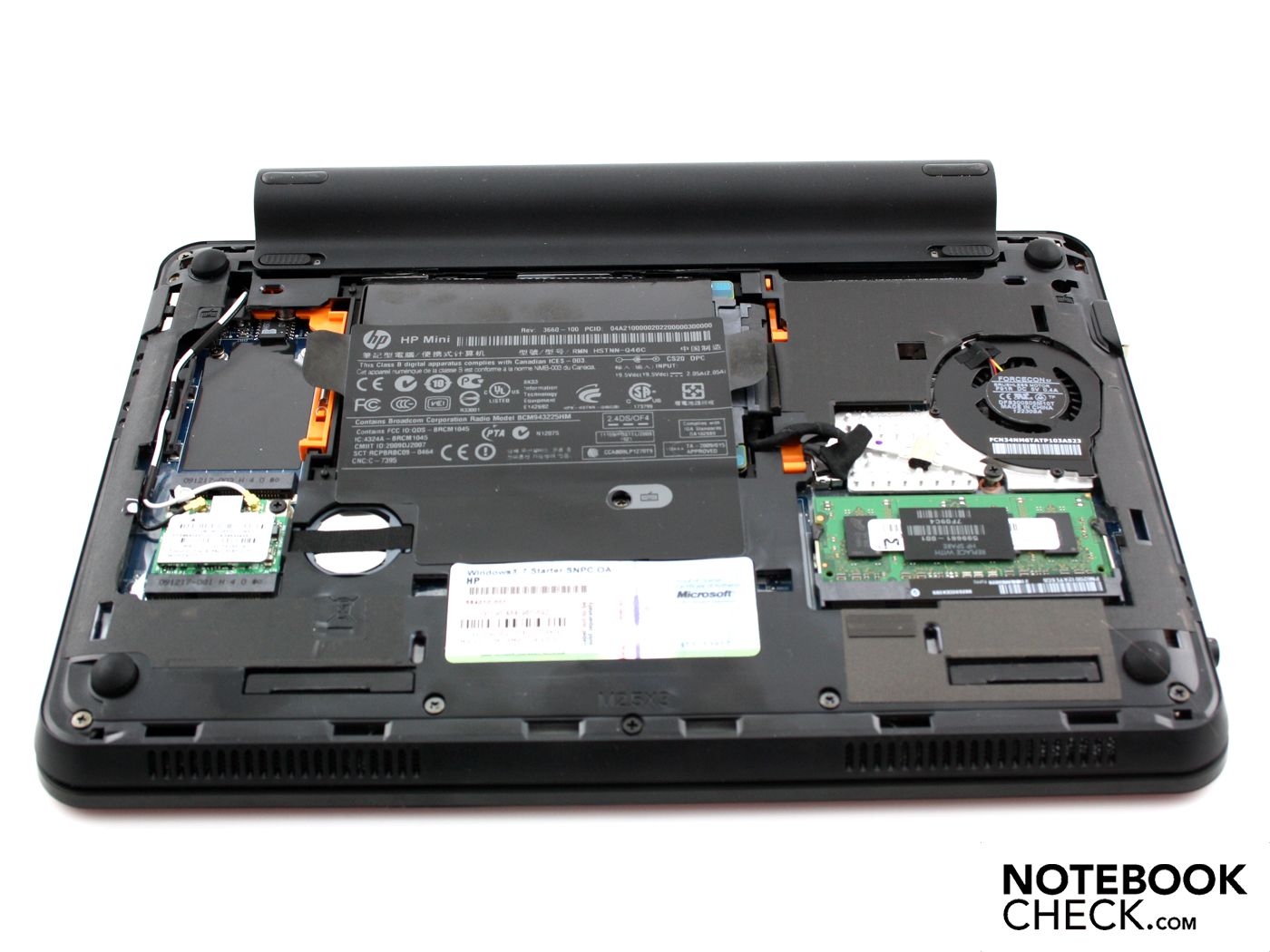 New Driver: HP Mini 210-1010SS Notebook Broadcom WLAN