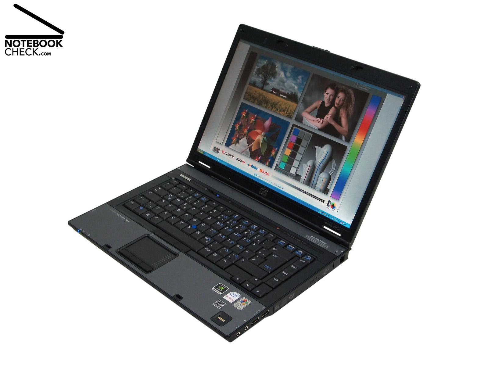 HP Compaq 8510w Mobile Workstation Intel 82566MM LAN Treiber Windows 7