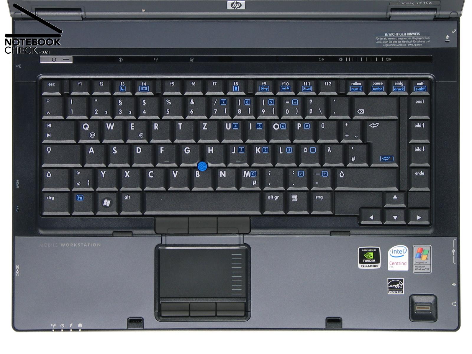COMPAQ 8510W ETHERNET 64BIT DRIVER