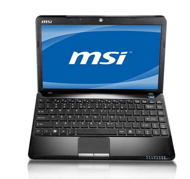 MSI U270 Wind Netbook Realtek Card Reader Windows 7