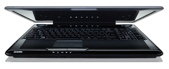 Toshiba Satellite P300D Webcam Vista
