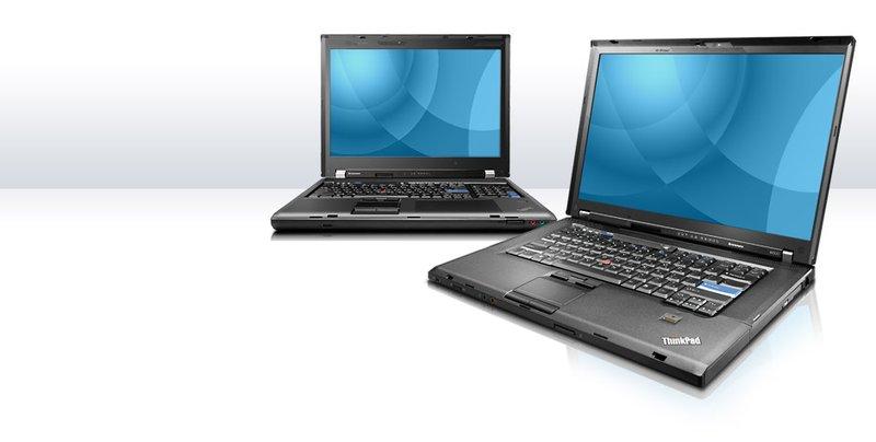 Lenovo ThinkPad W700 Monitor 64x