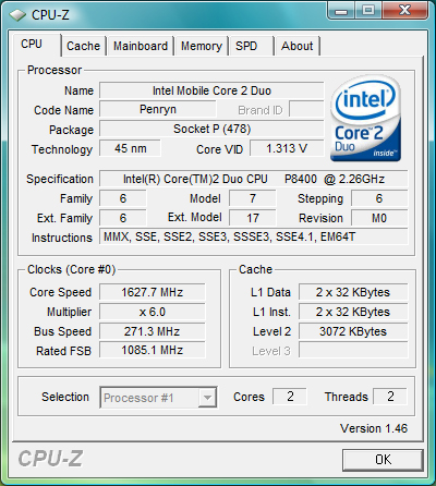 INTEL P8400 DRIVERS DOWNLOAD (2019)