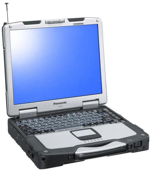 Panasonic Toughbook Cf 30 Notebookcheck Org