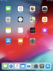 Software Apple iPad Mini 5 2019 iOS 12.2