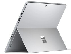 Microsoft Surface Pro 7, still without  USB Type-C