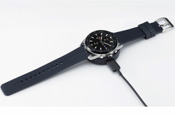 LG Watch W7 en su base de carga