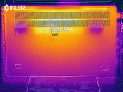 Regulación térmica inferior (carga)