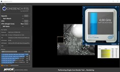 Cinebench R15 Single-Core Render
