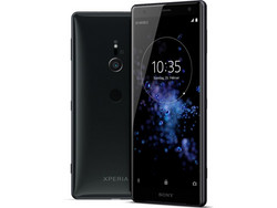 The Sony Xperia XZ2 in review, courtesy of Sony Germany.