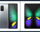 Samsung will have a successor to the original Galaxy Fold ready for launch in the second half of 2020. (Source: @BenGeskin)