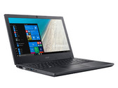 Análisis del Acer TravelMate P2510 (i5-7200U, 256 GB SSD, IPS)