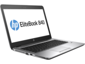 Análisis completo del HP EliteBook 840 G4 (7200U, Full HD)