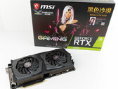 Review de la GPU sobremesa MSI RTX 2070 Gaming Z 8G