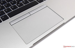 el touchpad del HP EliteBook 840 G5