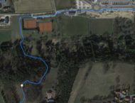 Test GPS: bosque Garmin