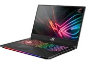 Review del Asus ROG Strix Scar II GL704GM (i7-8750H, GTX 1060)