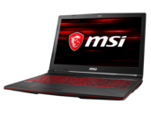 Review del MSI GL63 8RC (i5-8300H, GTX 1050)