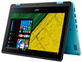 Breve análisis del Convertible Acer Spin 1 (N3450, FHD)