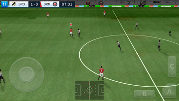 Dream League Soccer 2018 en el Mi A1