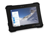 Review del Tablet Xplore Technologies XSlate L10 (Pentium N4200, FHD)
