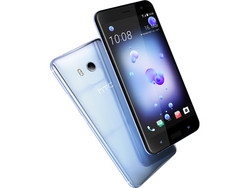 HTC U11, cortesía de HTC Alemania.