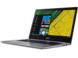El Acer Swift 3 SF315-51G-57E5, cortesía de cyberport.