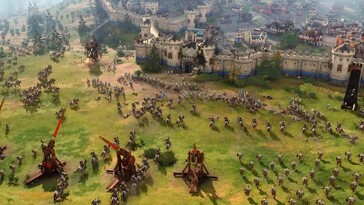 Age of Empires IV is still in development. (Image source: Microsoft/Windows Central)