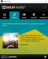 Software Dolby Audio