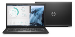 Dell Latitude 7480. Modelo de pruebas cortesía de Dell US