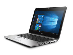 HP EliteBook 820 G3. Modelo de pruebas cortesía de HP Alemania.