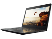 Breve análisis del Lenovo ThinkPad E470 (HD-Display, HD 620)