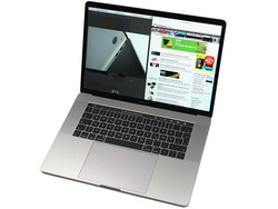 Apple MacBook Pro 15 (fin de 2016, 2.6 GHz)