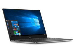 Dell XPS 15 9550 UHD/i7/512GB, cortesía de Dell Alemania